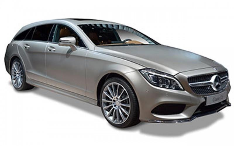 Mercedes benz cls klasse shooting brake lease for Mercedes benz cls lease